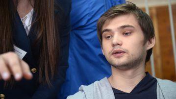 Ruslan Sokolovsky. (AFP)