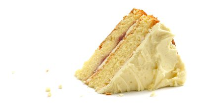 When self-control backfires: Wanting to resist that second slice of cake could make you more likely to eat it