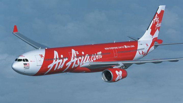 An AirAsia X Airbus A330-300. (AAP)