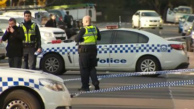 Police hunt gunman after man injured in St Kilda shooting