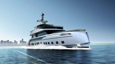 Online shopping app allows millionaires to purchase and customize their luxury yacht