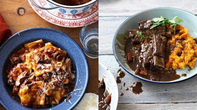 Food fight: roast v ragu