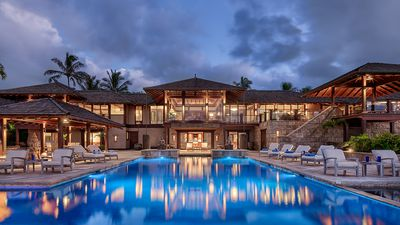 Hawaii's most expensive home is on the market and it's a beauty