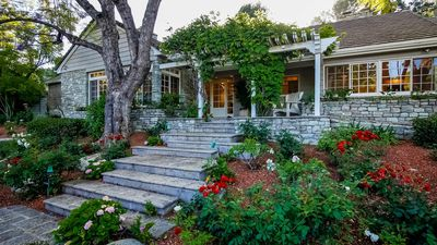 Golden Girls star Rue McClanahan's former LA home for sale