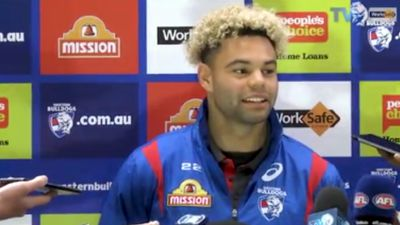 Relief for Western Bulldogs star Jason Johannisen after new AFL deal