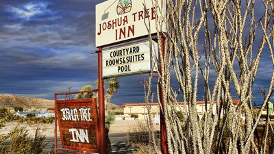 Boo-tique accomodation: California's haunted hotels