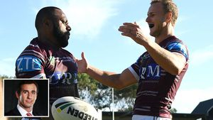 "Joey ""the Oracle"" Johns tips Manly to upset the Cowboys"