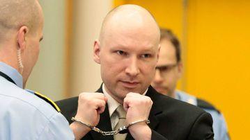 Anders Breivik. (AFP)
