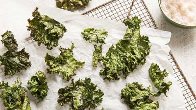 Janella Purcell's kale chips