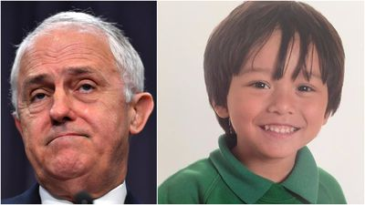 'Say a prayer for that little boy': PM Turnbull
