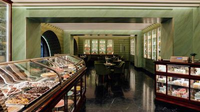 Coffee and couture: Prada is making some of the best breakfasts in Milan