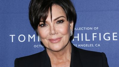 Kris Jenner has a brand new look