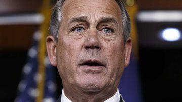 John Boehner. (AAP)