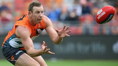 Stevie J to play on with GWS
