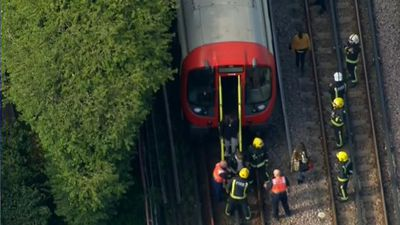 Sixth person held over Tube attack