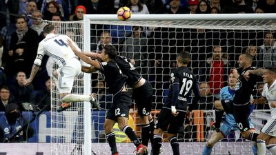 Ramos ensures Real go 35 games unbeaten