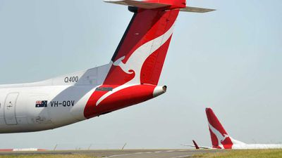 Qantas 'glitch' hits travellers amid global cyber attack fears