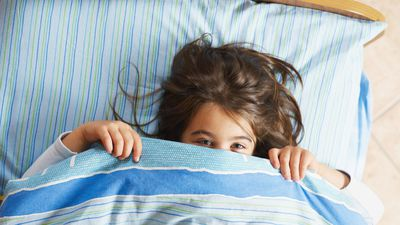 Turns out kids who don't sleep enough have a higher risk of developing diabetes