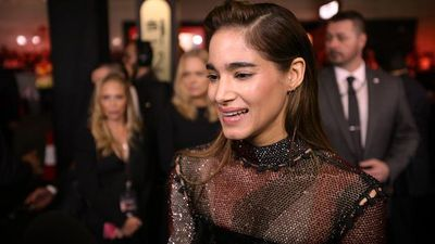 What it's like to lick Tom Cruise's face, according to The Mummy's Sofia Boutella