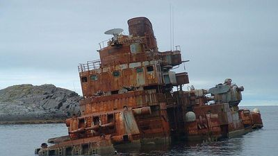 The most haunted ships around the world