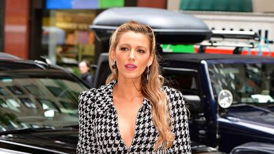 Blake Lively's biggest fashion moment yet