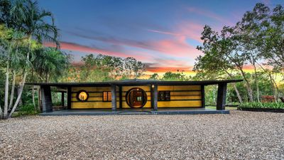 Wacky home in Northern Territory for sale