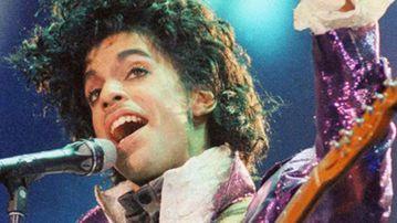 Legendary musician Prince.