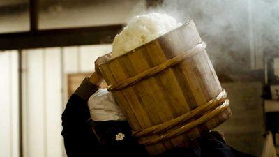 Sake, not just for Japanese food