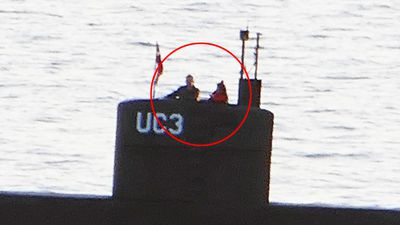 Headless torso 'could be' journalist missing from Danish submarine