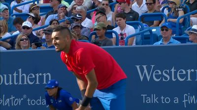 Australia's Nick Kyrgios beaten in Cincinnati Masters final by Grigor Dimitrov