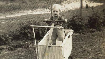 When Australian mowers were in their infancy
