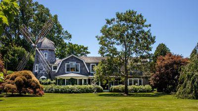 Robert Downey Jr buys historic Windmill House