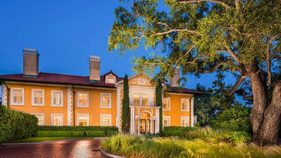'Dynasty' mansion for sale