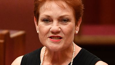 Gold Coast widow slapped with legal bill over Pauline Hanson's apartment