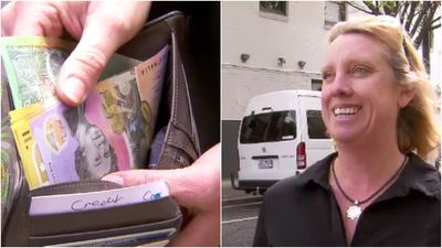 Honest stranger leaves wallet stuffed with cash in letterbox