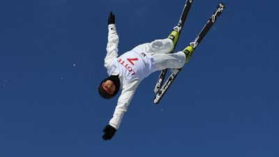 Lassila wins aerials World Cup event