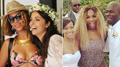 Celebrity wedding crashers: Taylor Swift, Beyonce, Tom Hanks and more uninvited A-list guests