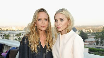 The Olsen Twins Family Affair