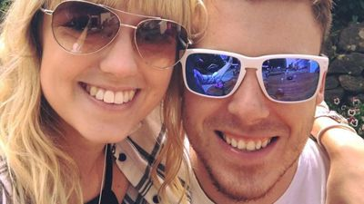 Couple killed on way home from wedding reception