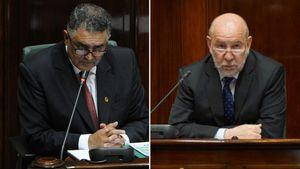 Victorian Speaker and Deputy Speaker step down