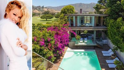 Rent Pamela Anderson's Malibu beach pad for $66K a month