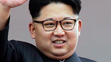 North Korean leader Kim Jong-un. (AAP)
