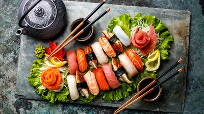 Why you should eat more Japanese food