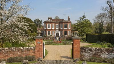 'Vicar of Dibley' manor house could be yours for $6.5 million