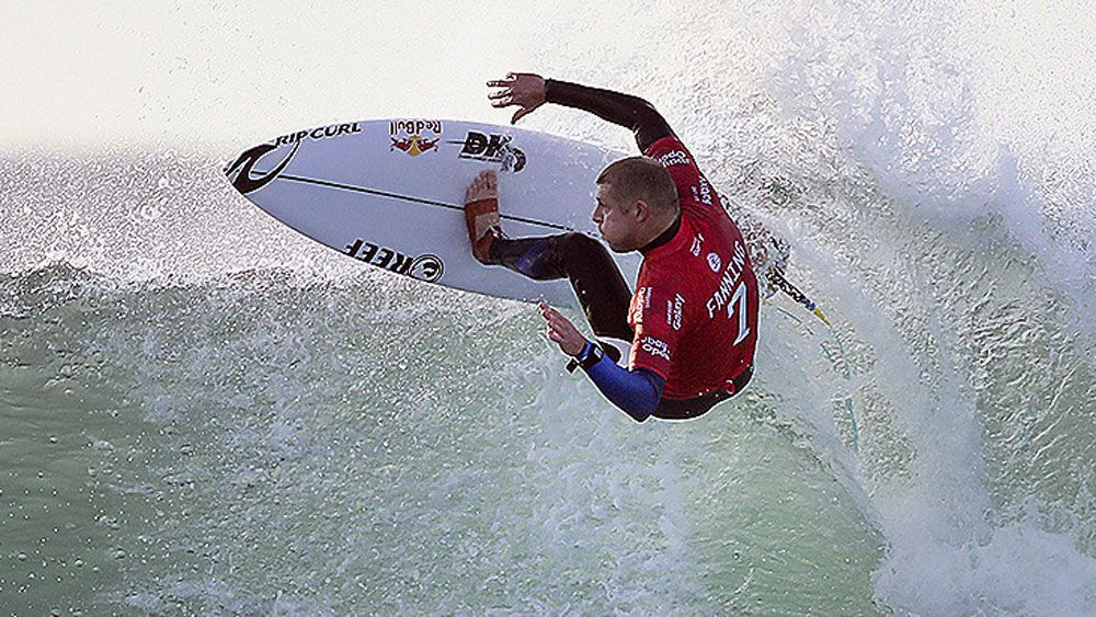 Fanning wins surf event in J-Bay
