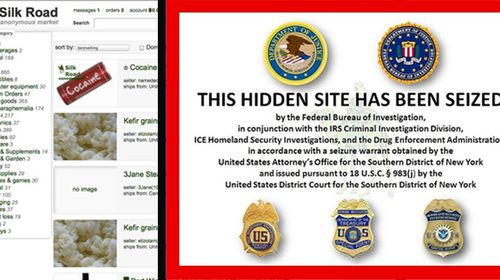 The Silk Road was a purveyor or all manner of illegal goods.