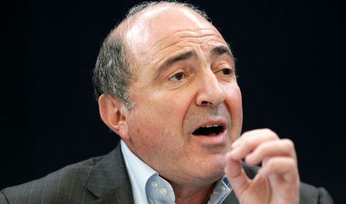 Russian tycoon Boris Berezovsky who died in 2013. (AP).