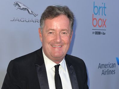 Piers Morgan attends event in California in 2019.