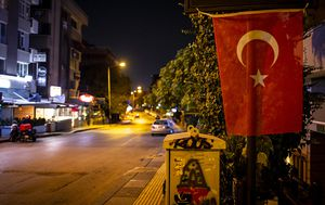 Turkey's COVID-19 numbers at record levels for second day
