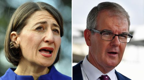 Gladys Berejiklian is still the preferred premier, at 41 per cent, but opposition leader Michael Daley is rapidly catching up.